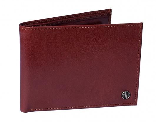 Ručne vyrobená kožená peňaženka