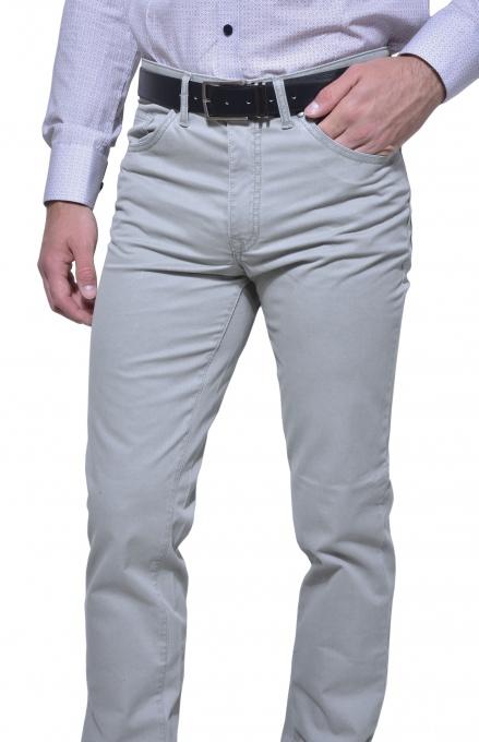 Béžové Ultra Slim fit nohavice