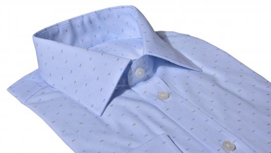 Blue business Extra Slim Fit shirt