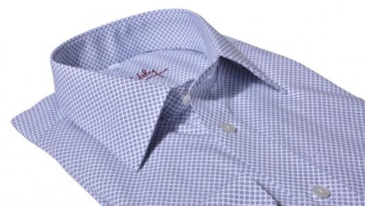 Slim Fit košeľa s printovým vzorom