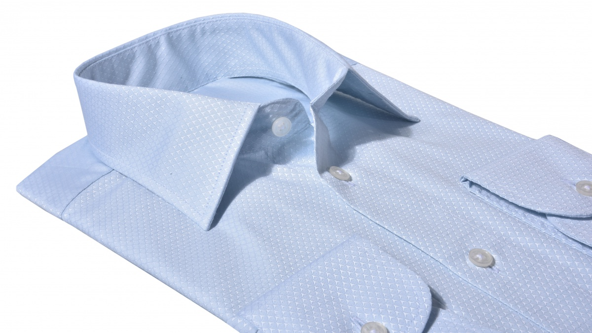 LIMITED EDITION peppermint formal Slim Fit shirt
