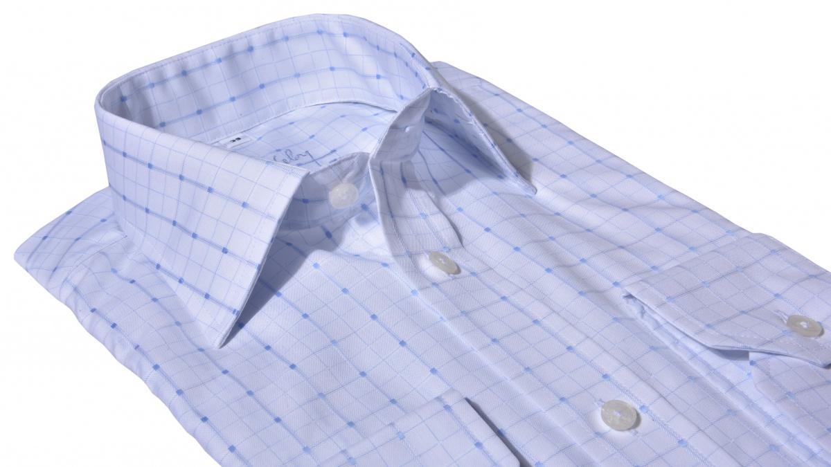 LIMITED EDITION vzorovaná Slim Fit košeľa