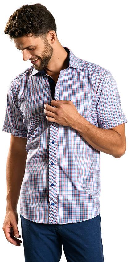 Košile krátky rukáv