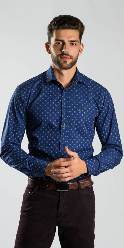 Casual Extra Slim Fit shirt