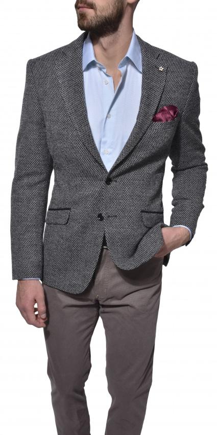 LIMITED EDITION grey blazer