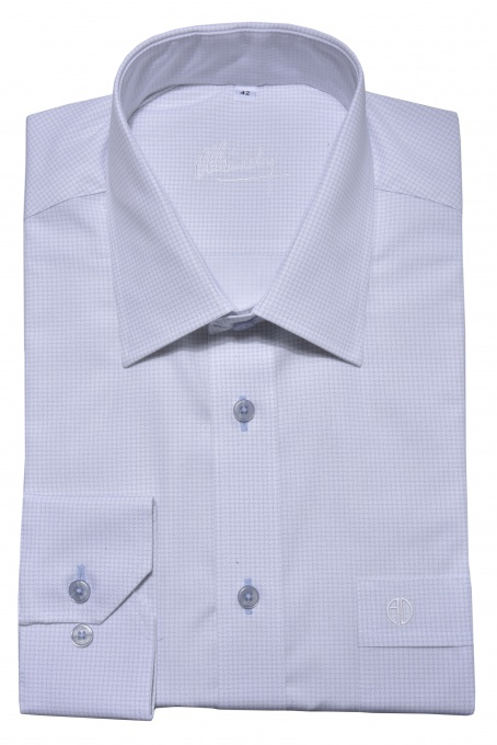 White Classic Fit business shirt