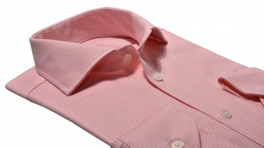 LIMITED EDITION salmon Extra Slim Fit shirt