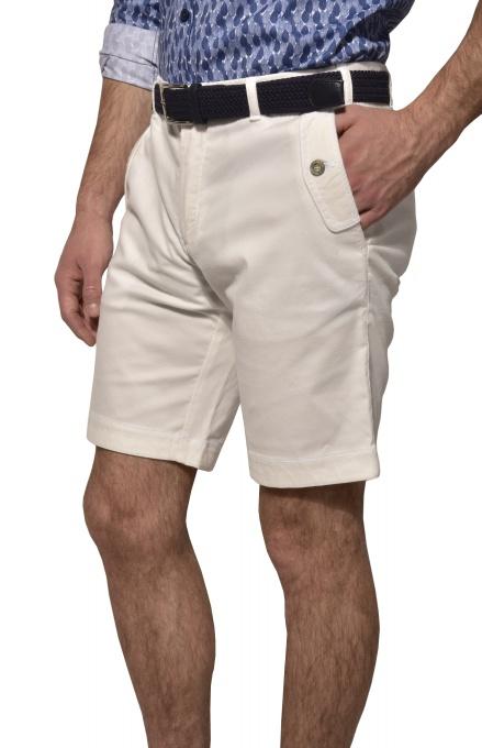 Smotanové krátke nohavice