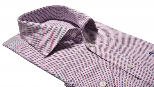 Classic business košeľa s printom
