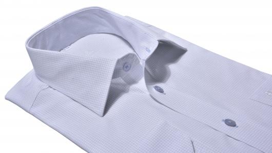 Biela Classic Fit business košeľa