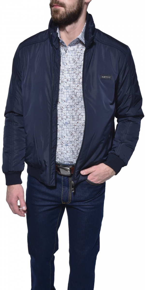 Dark blue jacket